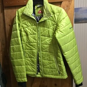Jacket with thermal